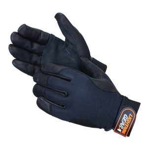 Premium Grain Goat Skin Palm Mechanic Gloves