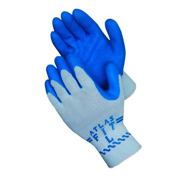 ATLAS 300 Latex Palm Coated Gloves