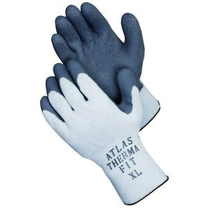 ATLAS 300I Latex Palm Coated Gloves