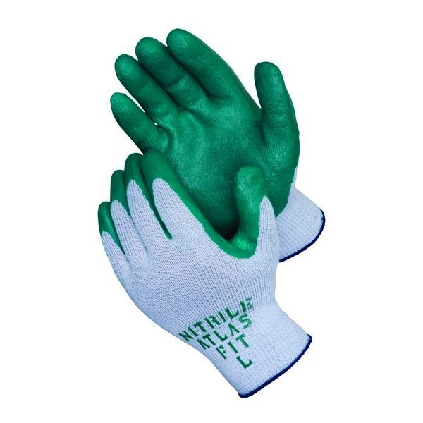 ATLAS 350 Nitrile Palm Coated Gloves