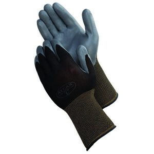 ATLAS 370BK Nitrile Palm Coated Gloves