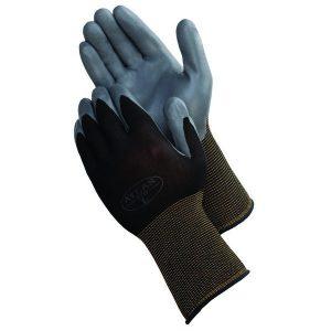 ATLAS 370BK Nitrile Palm Coated Gloves