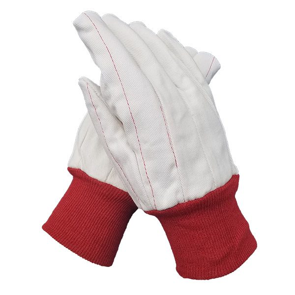 Double Palm Nap-Out Glove with Knuckle Strap