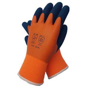FL24HO Orange Penguin – Waterproof and Cold Resistant Glove