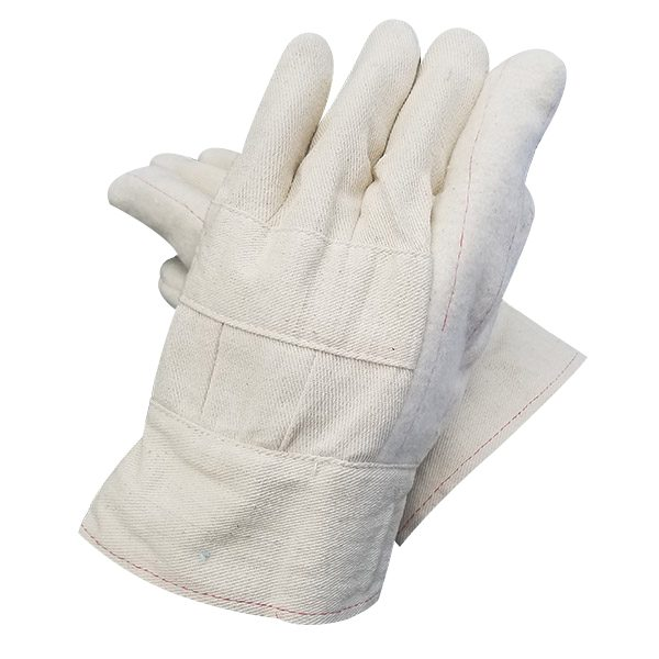 32oz Hot Mill Nap-Out Glove with Knuckle Strap