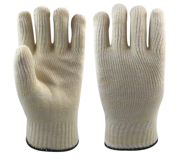 Glove within a Glove, 100% Nomex outer Shell with cotton terry loop out liner inside