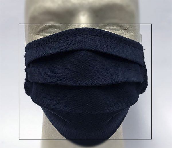 P-Mask Front view